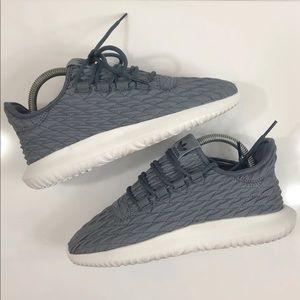 NEW Wmns Adidas Tubular Shadow light Grey